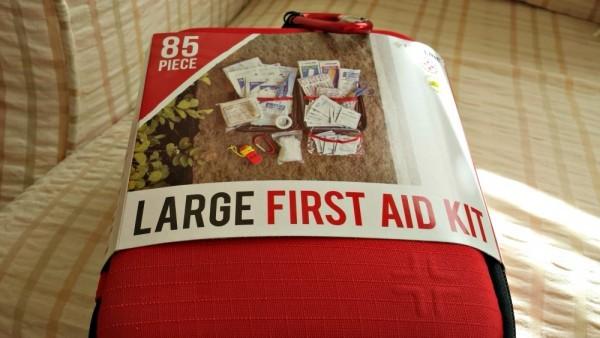 Disaster Preparedness Kit 85 Piece First Aid Kit