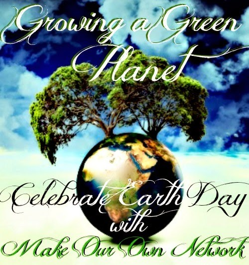 Growing A Green Planet Giveaway - Five Different Prize Packages