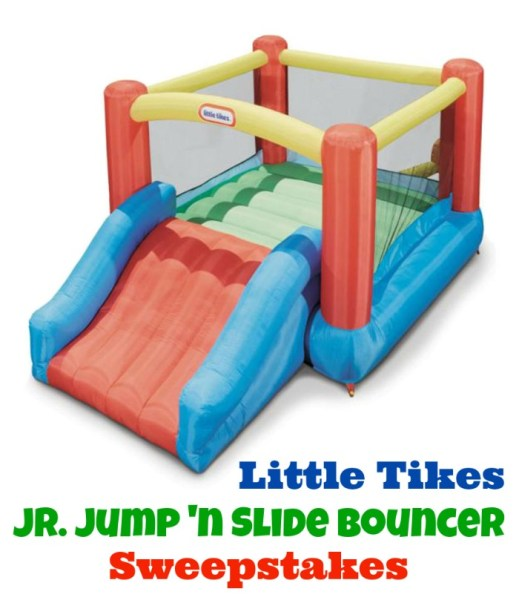 Little Tikes Bouncer Giveaway