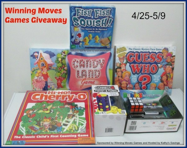 Winning Moves Games Giveaway Family Pack of Games to Win #giveaway #sweepstakes #family #games