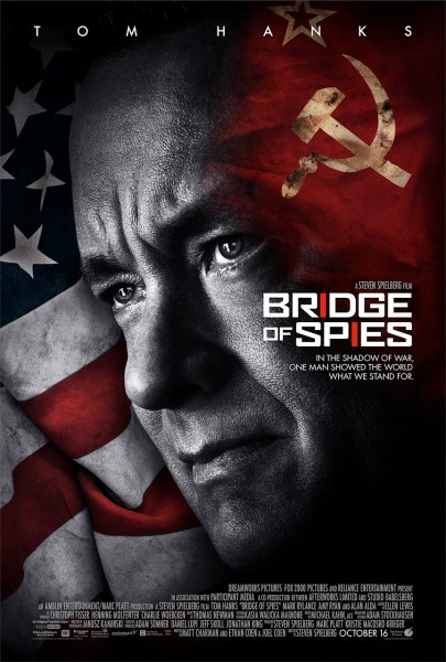 Check out the trailer for Bridge of Spies starring Tom Hanks