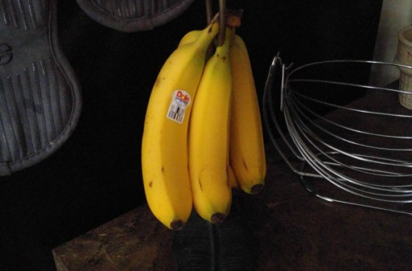 LG G4 Bananas Picture in Manual Mode at ISO-1500