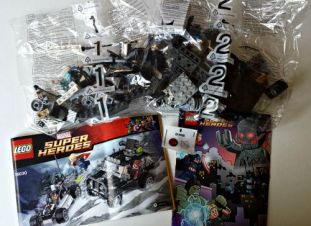 Avengers Hydra Showdown Lego Set - Not Just For Kids Anymore, I am a Big Kid at heart, and I still love Collecting and Building Lego's to this day!