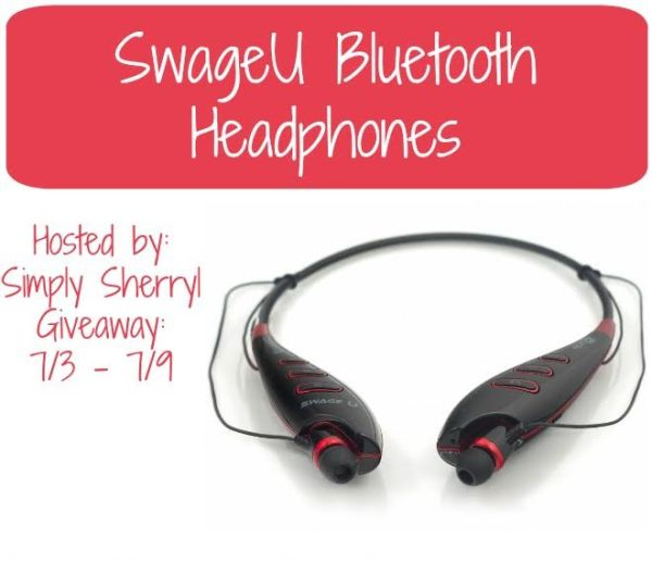 Good Luck in this giveaway, to win a pair of Bluetooth Headphones, Good Luck! Ends 7/9