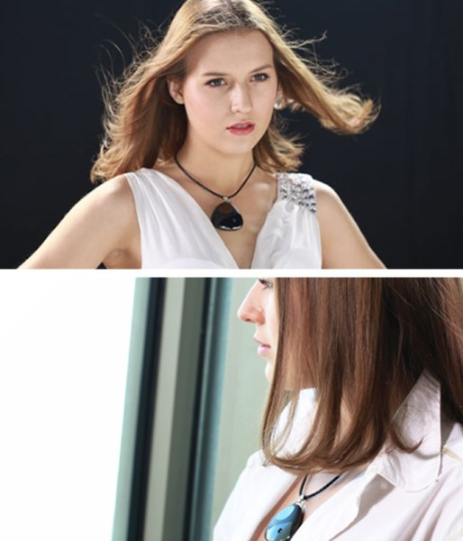 Miragii Brings Smartphone Technology to a Wearable Necklace, Imagine reading texts on your hand with a projector built in. Or a detachable ear piece that you can use for Phone calls and listening to music.
