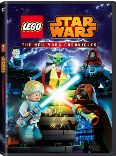 Lego Star Wars: The New Yoda Chronicles - On DVD 9/15