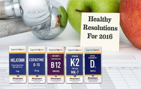 Superior Source Vitamins January Health Prize Pack Giveaway Ends 2/2 Good Luck from A Medic's World, thanks for being with me, and please share!
