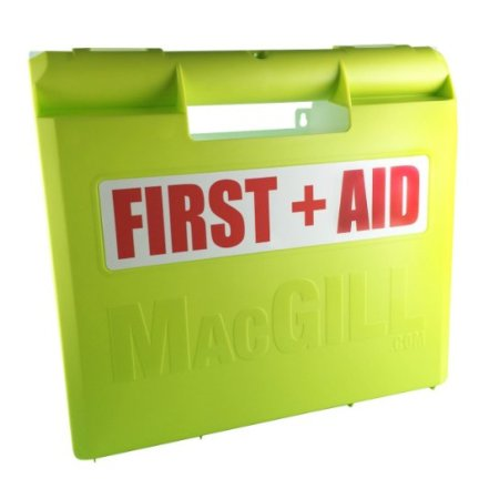 MacGill First Aid Kit Giveaway - Ends 3/24 Great First Aid Kit for the Home. Be prepared and ready for every little thing that might go wrong. Good Luck from Tom's Take On Things