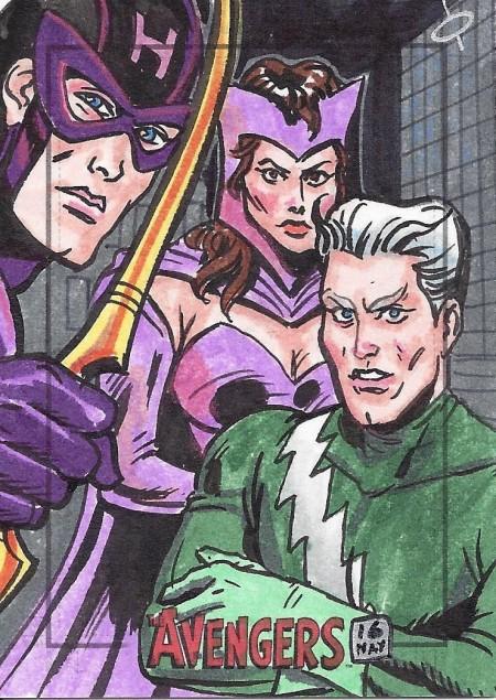 Silver Age Hawkeye