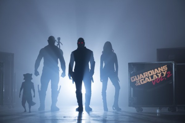 Guardians of the Galaxy Vol. 2 I can't wait! The first one rocked! Due for release May 5th, 2017! Who is going to be there?