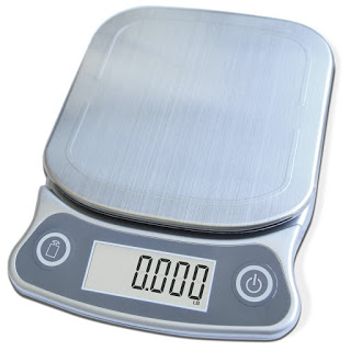 EatSmart Precision Digital Kitchen Scale Giveaway Ends 4/21 Good Luck from Tom's Take On Things