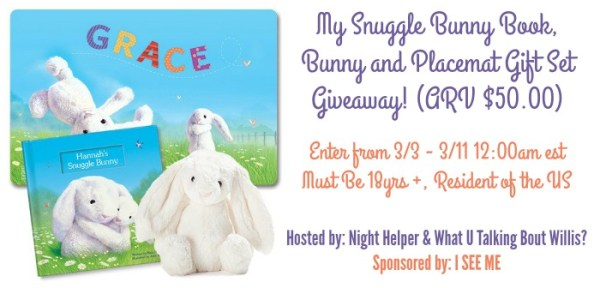 I See Me Easter Prize Pack #Giveaway Ends 3/11