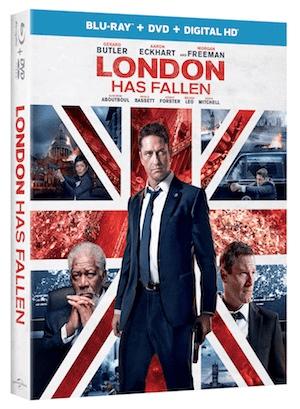 London Has Fallen on Blu-ray June 14