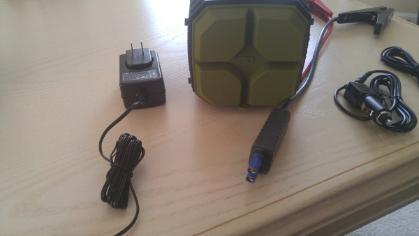 Bluetooth Speaker and Jump Starter in one device? Check out the Survivor