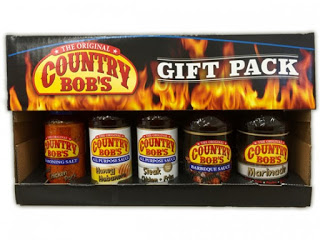 Country Bob's End-Of-Summer Sauce Giveaway Good Luck from Tom's Take On Things