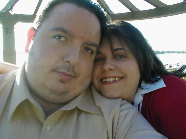My Wife and I have been married 14 years today, yes it's true!