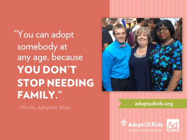 Have you ever thought about adopting a child? Find out how adoption can happen for you