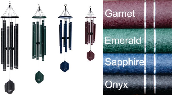 """QMT Arabesque 36"""" Windchime Giveaway Ends 6/30"""