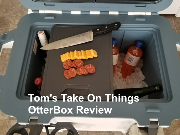 OtterBox is the ultimate cooler for those on the go