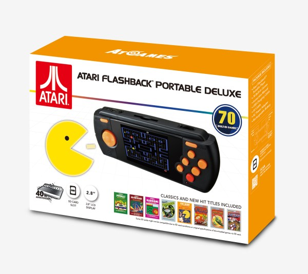 2017 Holiday Gift Guide - Atari Flashback Portable