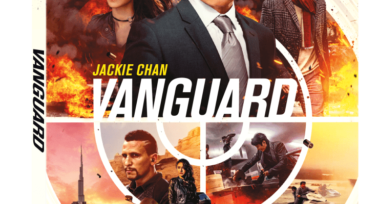 Jackie Chan stars in Vanguard out now