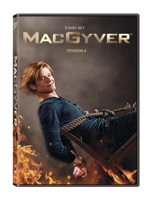 Enter to win Macgyver Season 4
