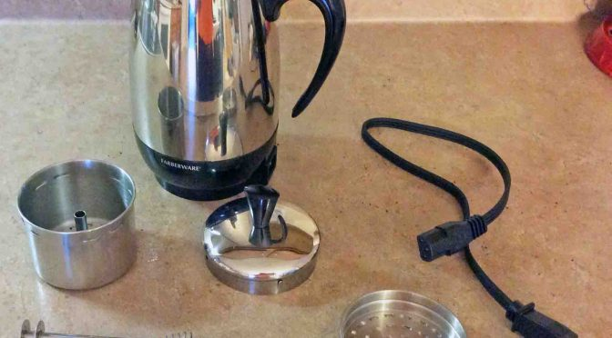 Farberware FCP280  Electric Percolator Review