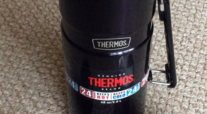 Thermos Insulated Beverage Bottle Review