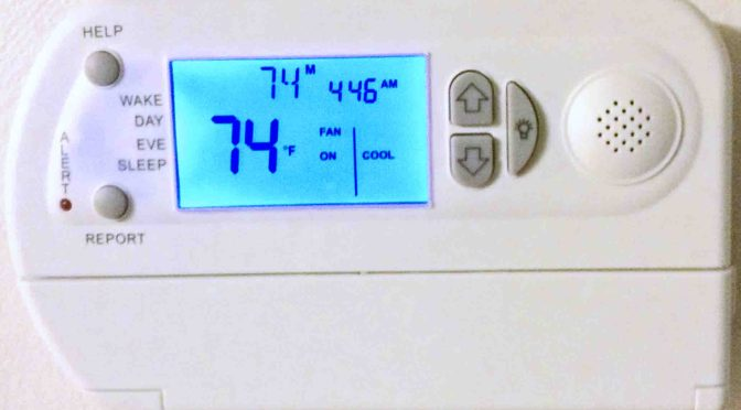 SmartWay Solutions Thermostat VIP3000 Review