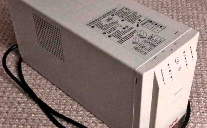 APC Smart UPS Battery Replacement SU1400NET