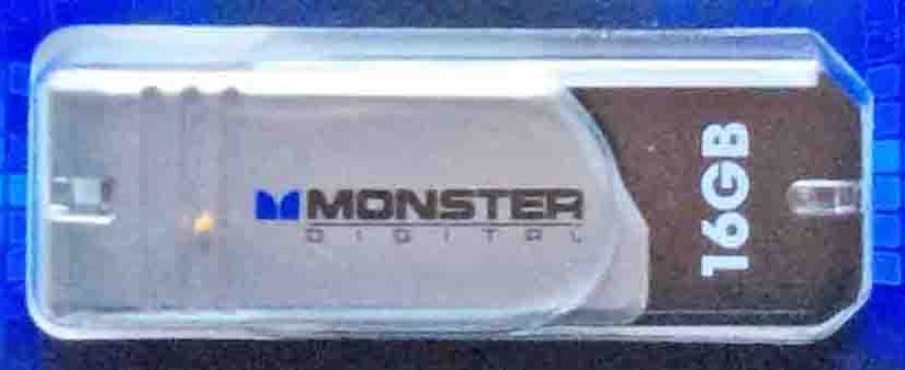 Monster Coppa Digital USB Drive Review