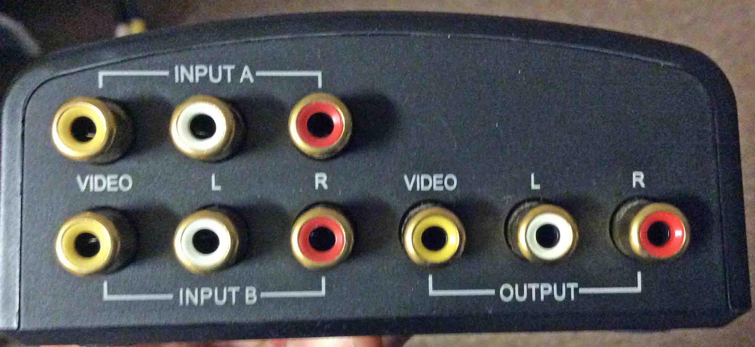 Simple Speaker Selector Switch Questiondpdtforspeakersjpg