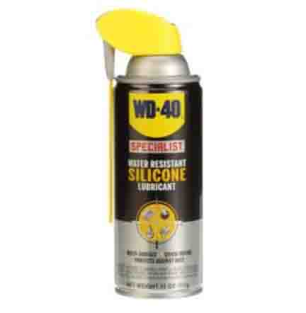 WD-40 Specialist Silicone Spray Lubricant Review