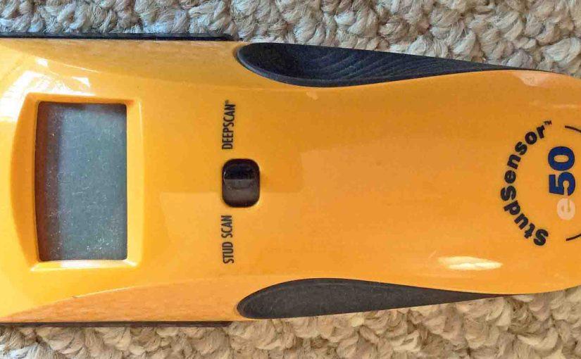Zircon Stud Sensor e50 Stud Finder Detector Review