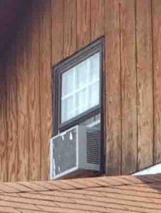 Fixing Noisy Window Air Conditioners, How To | Tom's Tek Stop
