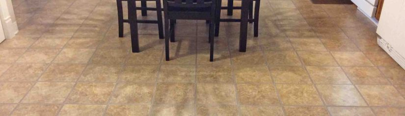 Cleaning Vinyl Kitchen Floors Instructions