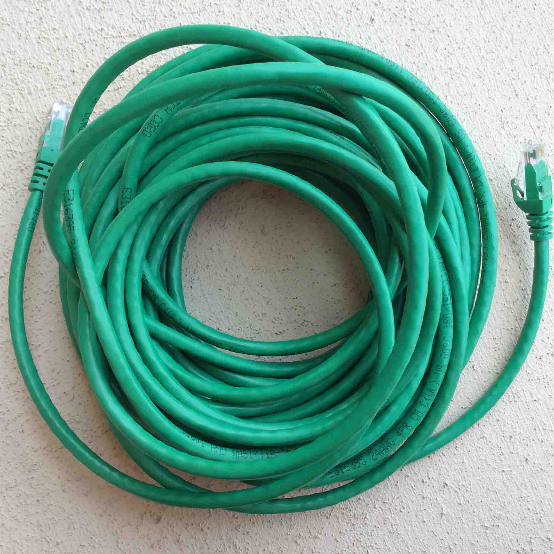Recognizing High Quality Ethernet Network Cables Toms Tek Stop Cable Connector Wiring Picture Of A 50 Ft Cat 6 Lan Patch