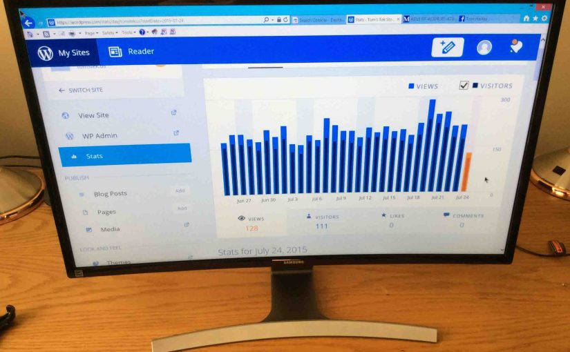 Samsung 27 Inch Curved Monitor Review