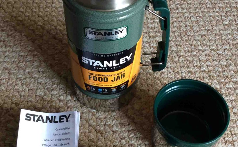 Stanley 24 Oz Food Jar Review, Vacuum Flask