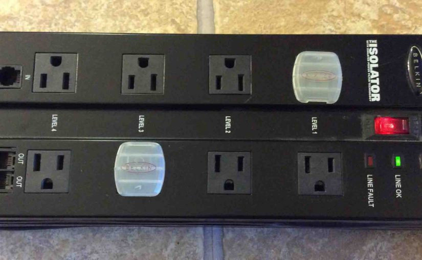 Belkin Isolator Surge Protector F5C980-TEL Review
