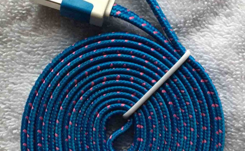 iEdge 6 Foot USB Cable Cord Review