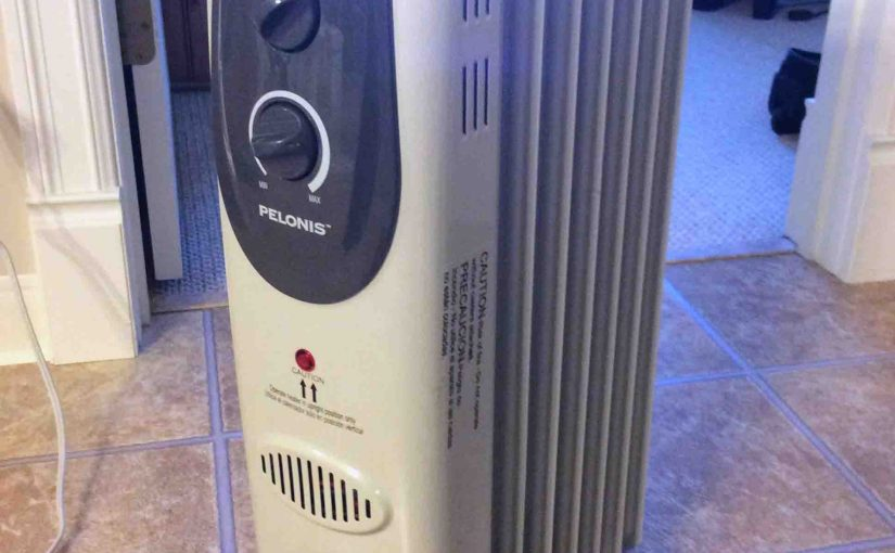 Pelonis Whole Room Heater HO-0250H Review