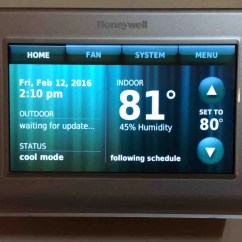 Honeywell Rth9580wf Factory Reset All Summer In A Day Plot Diagram How To Restart Thermostat | Tom's Tek Stop