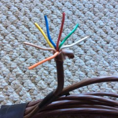 Oven Heating Element Wiring Diagram Human Skull Landmarks Honeywell Thermostat 4 Wire Tom S Tek Stop Picture Of A Typical Seven Conductor Cable