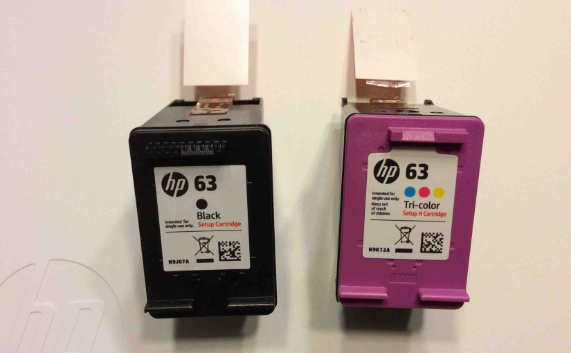 HP Deskjet 3630 Series Ink Cartridges Details