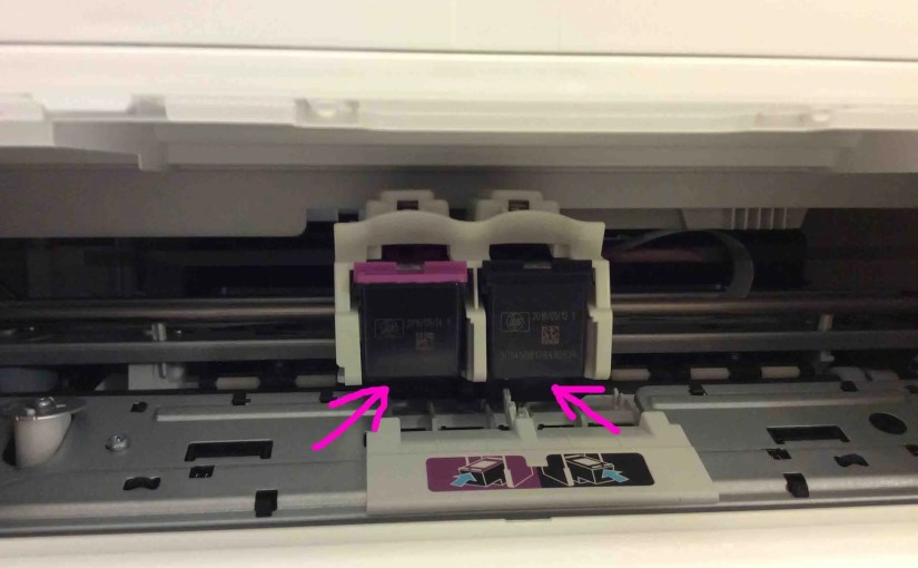 How to Replace Empty Ink Cartridges in HP 3630 Series DeskJet Printer