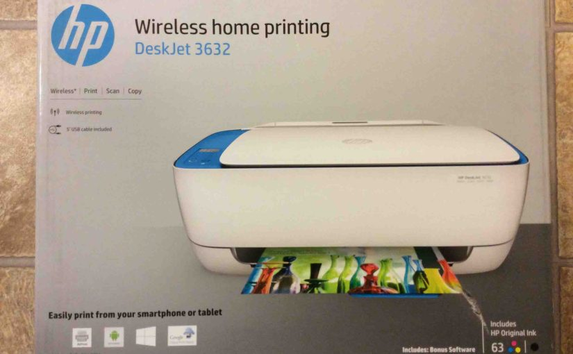 How to Reset HP Deskjet 3632 Printer