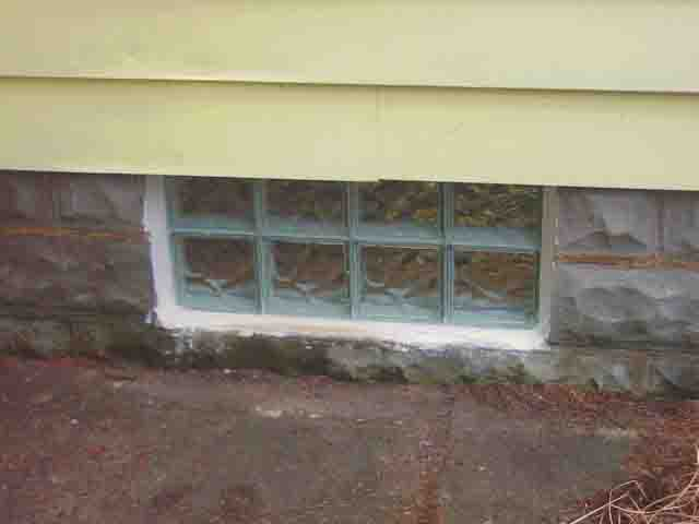 How To Install Glass Block Windows Pictures Tom S Tek Stop