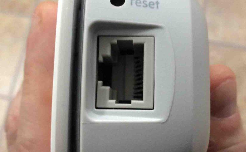 How To Reset Belkin N600 Plug In Wireless Range Extender F9k1122