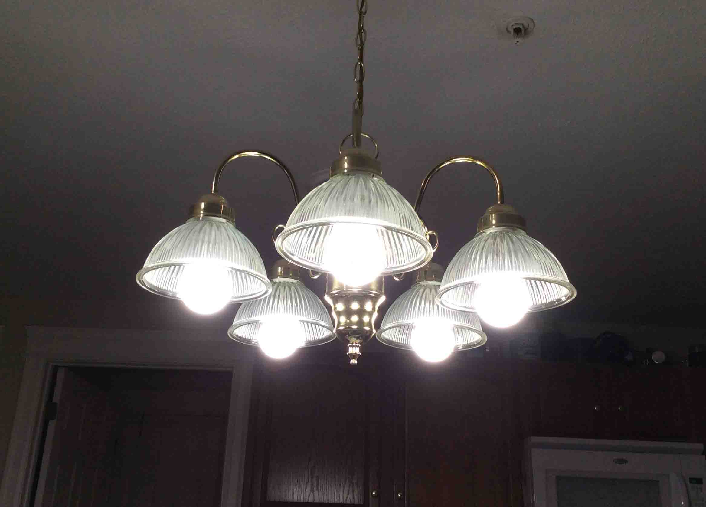 orbital chandelier enamel brass studio products sculptural machina huge bulb light glass by
